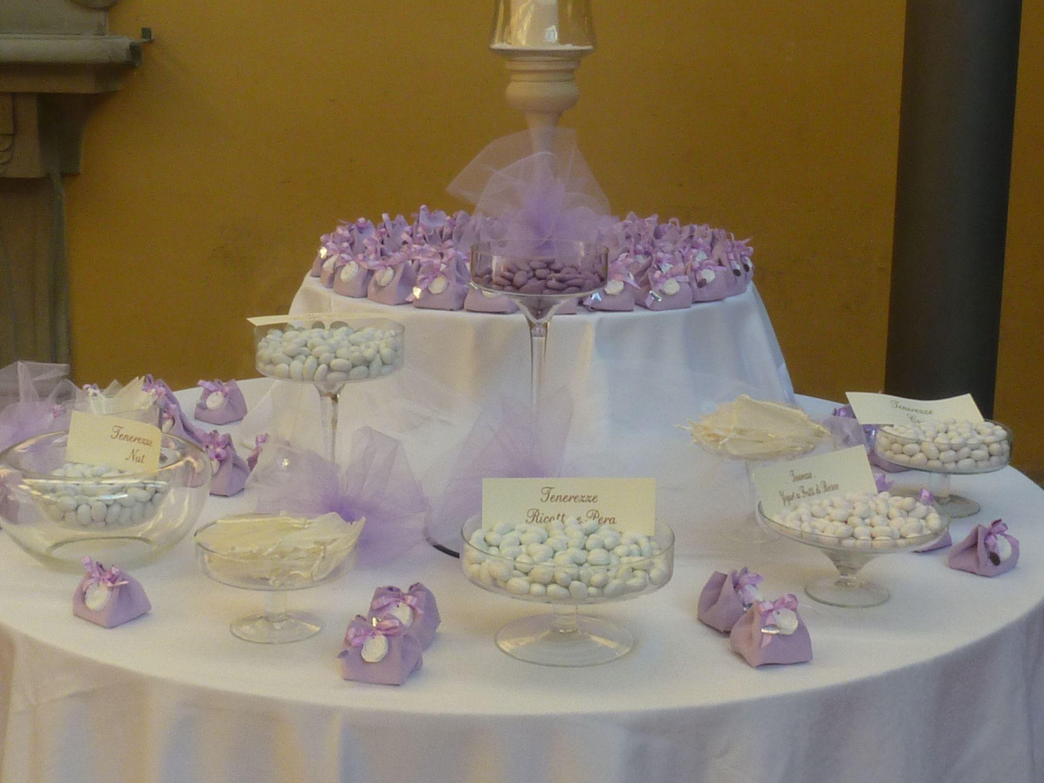 Come Addobbare Un Tavolo Per Confettata bellissimo tavolo, per confettata con tulle (con immagini