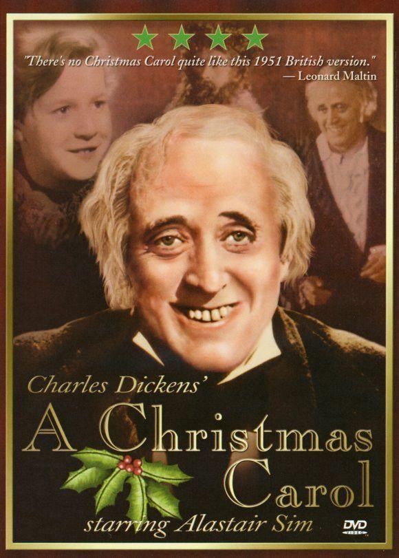 A Christmas Carol 11x17 Movie Poster 1951 Christmas Movies A Christmas Carol 1951 Classic Christmas Movies