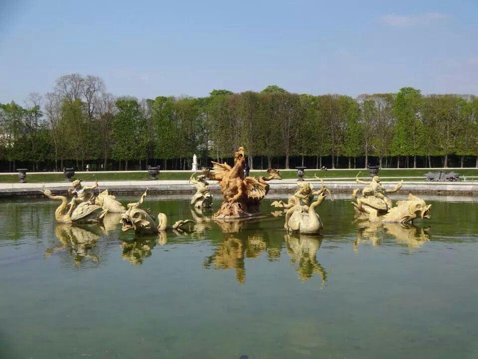Museu de Versalhes - Paris