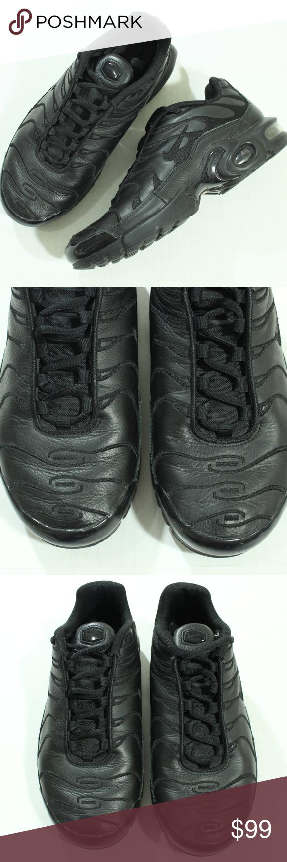 nike air max plus leather