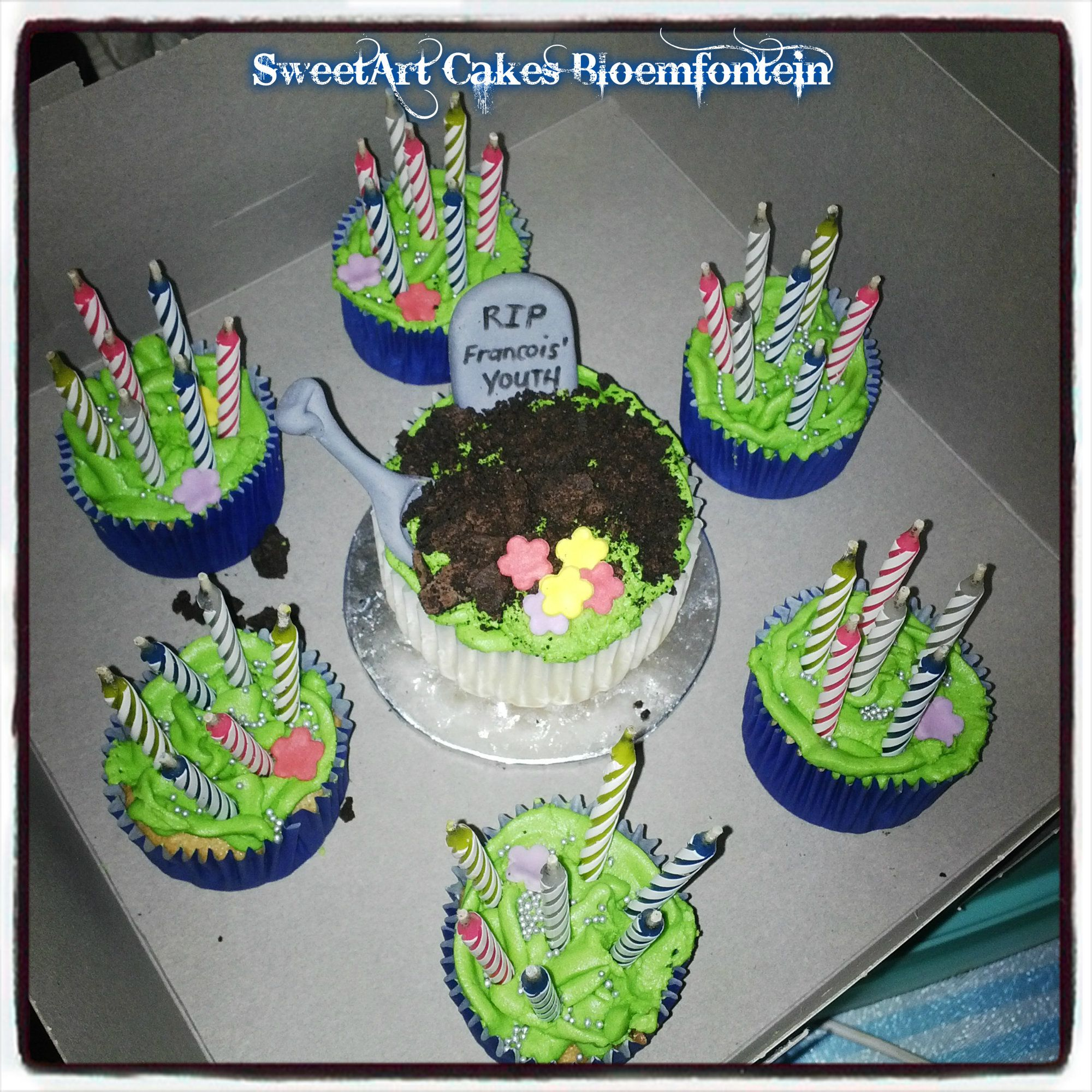 Rip youth cupcakes beautiful affordable themed cakes cupcakes and