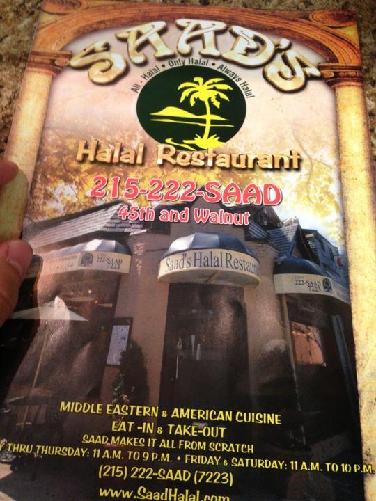 Saad S Halal Restaurant Halal Restaurant American Cuisine