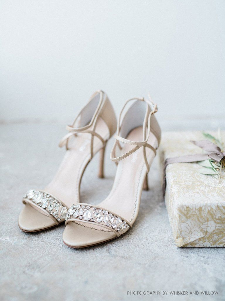 862ae7f6a42 Serious heart eyes for this sparkling pair of heels!