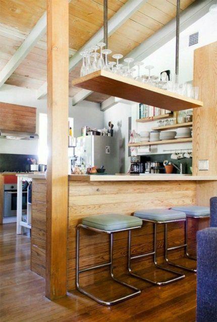 Idées cuisine: focus sur la cuisine chalet moderne | Kitchens and ...
