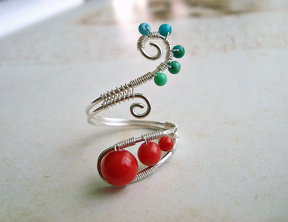 Contemporary Wire Weaving Jewelry Composition - Everything You Need ...