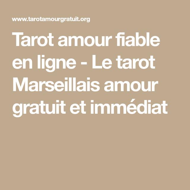Tarot amour fiable en ligne - Le tarot Marseillais amour gratuit et immédiat 1275d45851a2