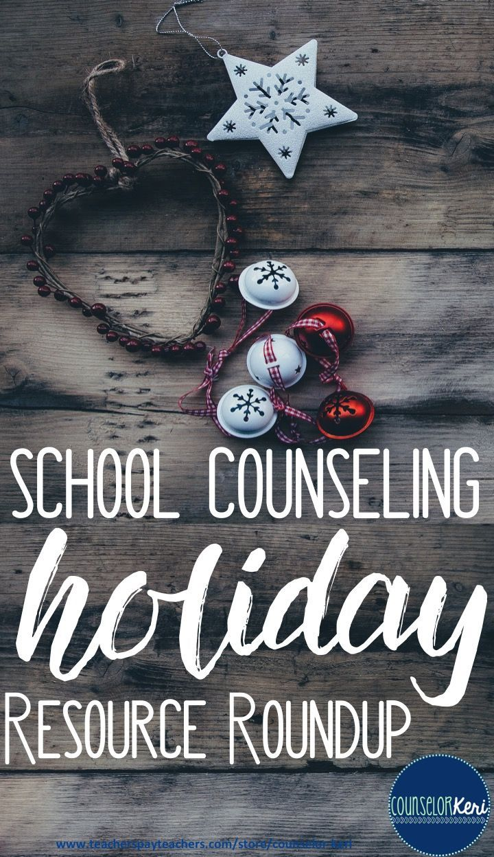 Blog Post School Counseling Resources For The Winter And Christmas