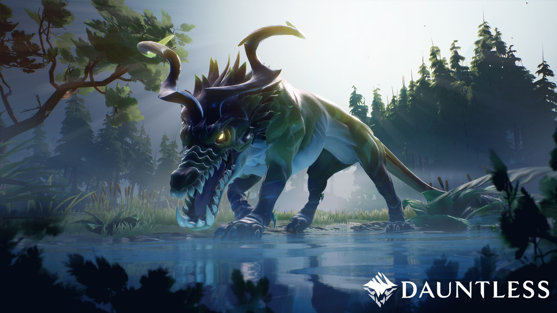 Screenshots | Dauntless | BigMonster in 2019 | R wallpaper, Xbox