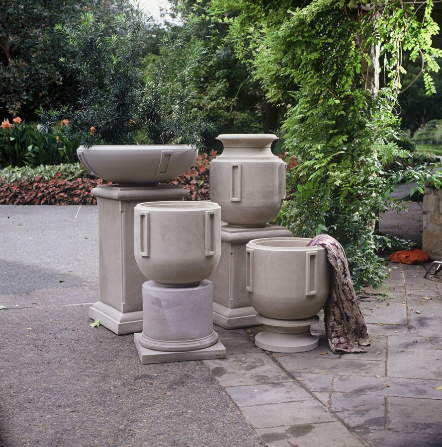 Archiped Classics   Large Or Small Classic Pediments   Fine Cast Stone  Urns, Jardinieres,