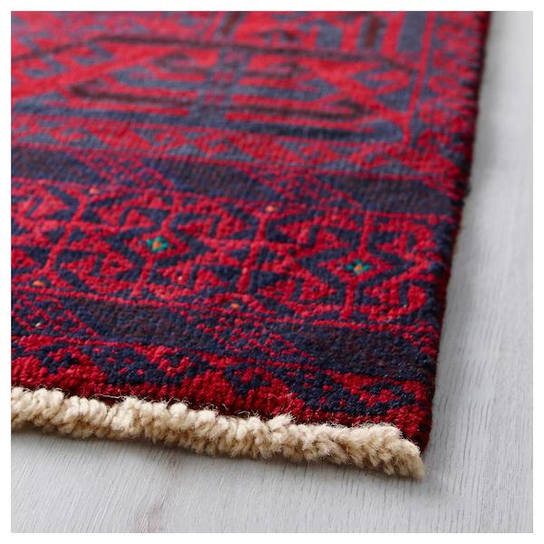 persisk belutch tapis poils ras fait