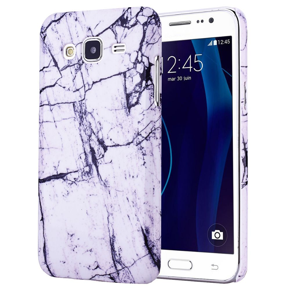 Stylish Marble Phone Case Hard Pc Cover For Samsung Galaxy J2 J3 J5 J7 2015 Back Cover Case For Samsung Gala Samsung Phone Cases Phone Cases Marble Phone Cases