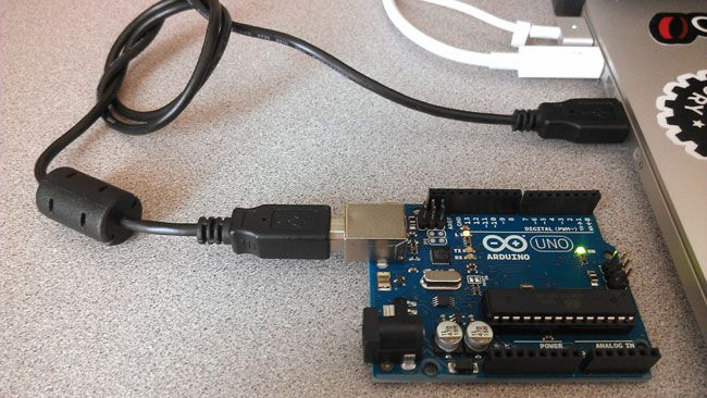 JavaScript Powered Arduino with Johnny-Five | Make | Arduino