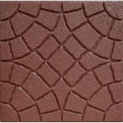Envirotile Is Made With 100 Recycled Rubber Produced