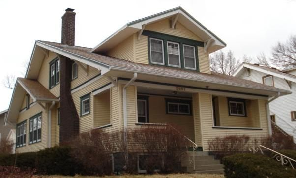 Classic Clapboard 1 2 Story Craftsman Bungalow