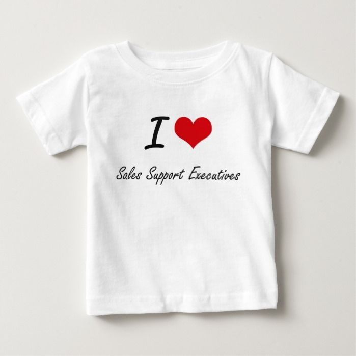 I love Sales Support Executives T Shirt, Hoodie Sweatshirt