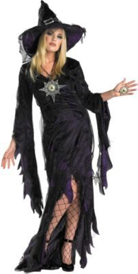 costume Adult sorceress