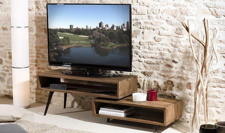 Http Www Houseandgarden Discount Com Meuble Tv Pivotant Scandinave Fr 4 Dpi 501402 Cfm Meuble Tv Bois Meuble Tv Meuble Tv Pivotant