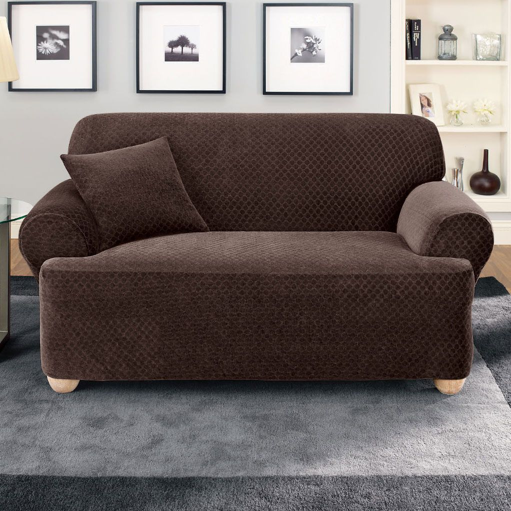 Stretch Stone Slipcover Collection image
