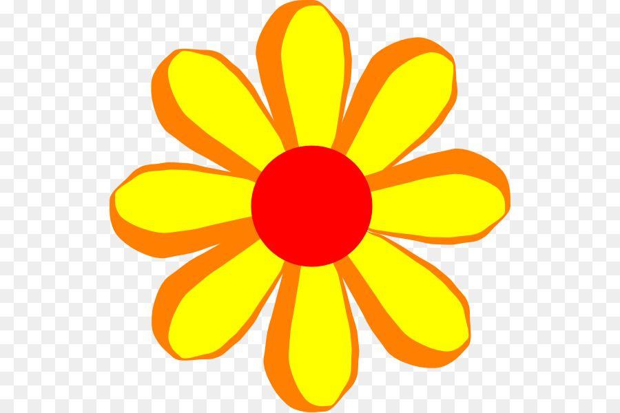Flower Drawing Cartoon Transparent Png Image Clipart Fr Flower Drawing Cartoon Flowers Cartoon Clip Art