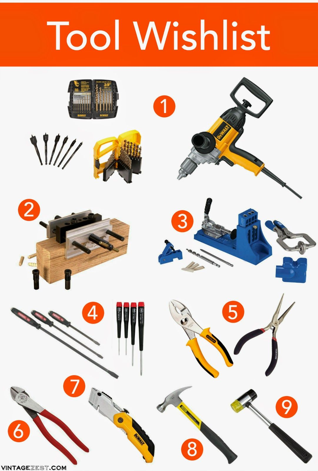 Essential Woodworking Tools For Beginners Tools For Projects In