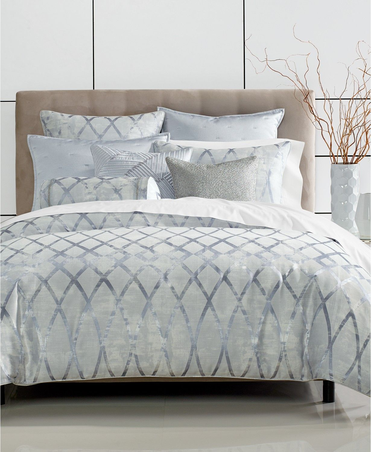 Hotel Collection Dimensional Bedding Collection Created For