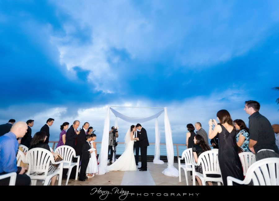 Destination Wedding Guam By Henry Wang Photography