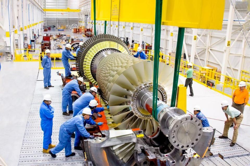 Mitsubishi Heavy Industries Brandvoice Veterans Your Next Manufacturing Experts Mitsubishi Heavy Industries Machine Shop Steam Turbine