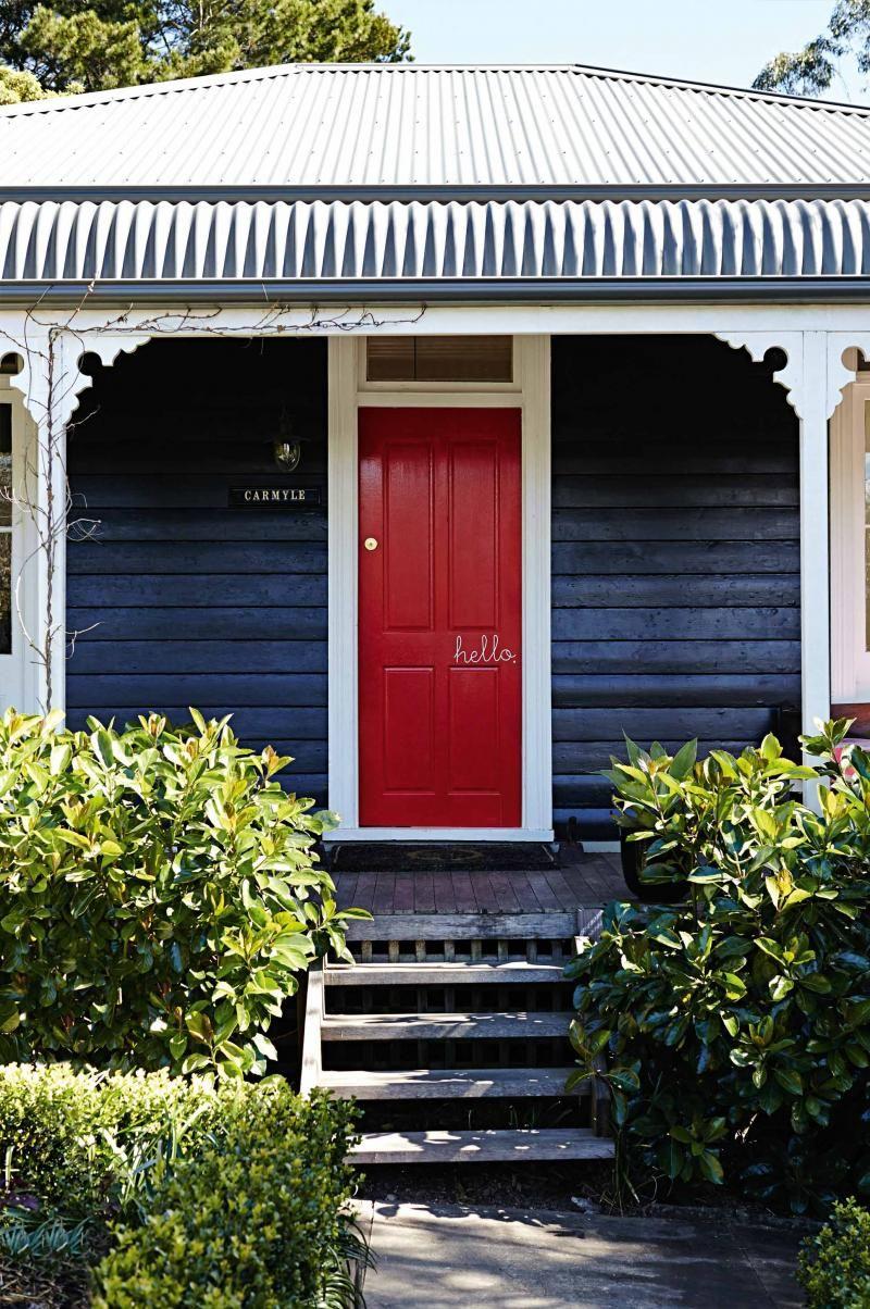5 Classic Exterior Colour Palettes Grey Exterior Doors And Exterior Colors