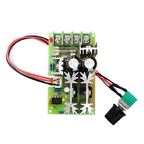 DC Motor Adjustable Speed Controller Regulator,