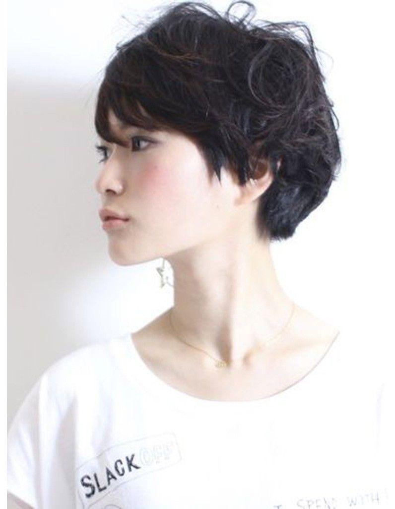 Modèle coiffure cheveux courts hiver the shag pinterest