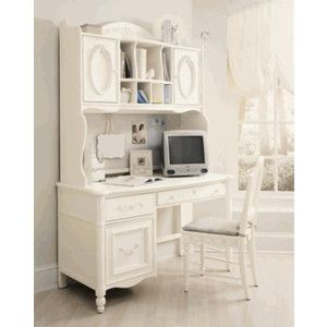 Great Isabella Computer Desk And Hutch | Young America By Stanley Furniture