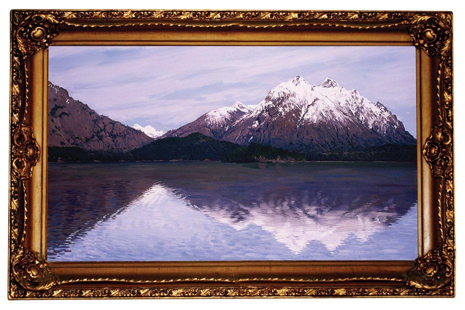 Fotoshock: 10 paisajes icónicos de Argentina retratado por artistas plásticos reconocidos | Lugares de Viaje