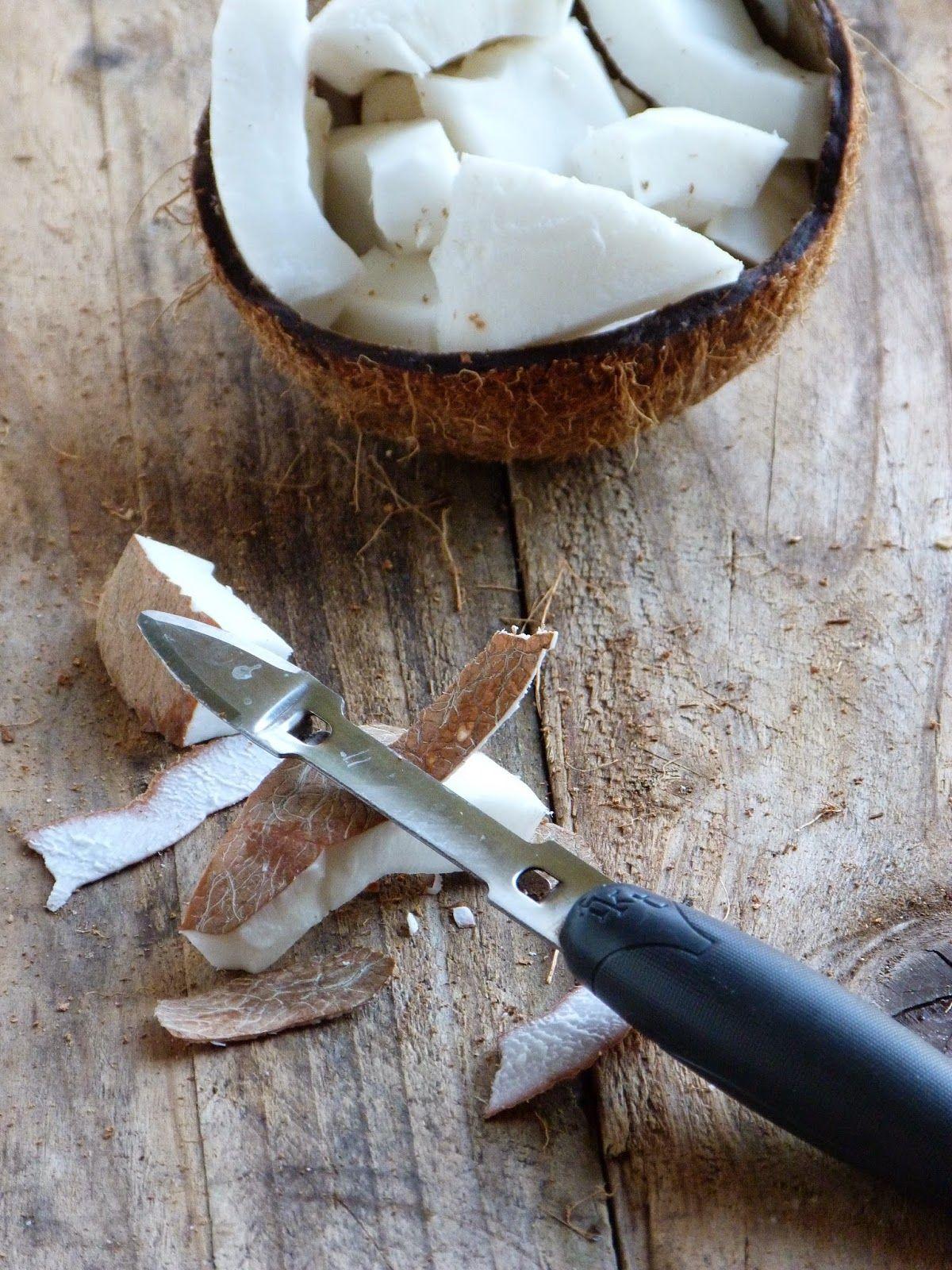 Comment Couper Une Noix De Coco : comment, couper, Comment, Ouvrir, Préparer, Coco?, Coco,, Recette