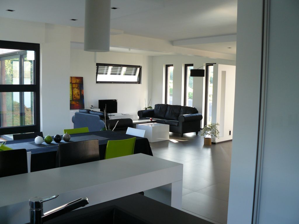 photo n 325780 d coration salon salle manger bas. Black Bedroom Furniture Sets. Home Design Ideas