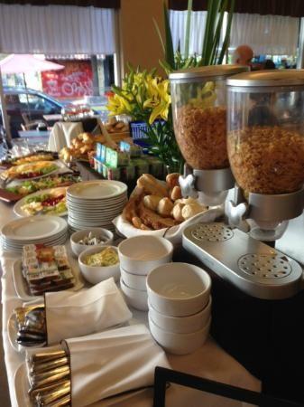Ba Sohotel Breakfast Buffet