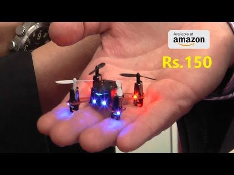 World's Smallest Drone With Camera | Best Drones 2018 | New