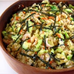 Sushi Roll Salad recipe