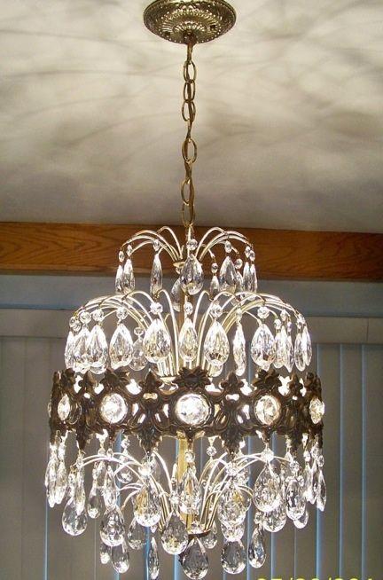 1940s chandelier interior design pinterest chandeliers 1940s chandelier aloadofball Image collections