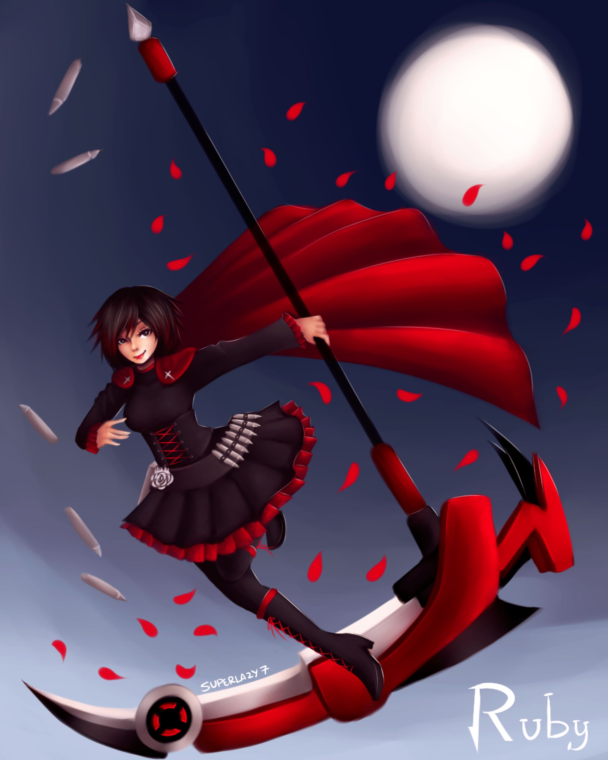 Rwby by SuperLazy7 on DeviantArt Rwby anime, Rwby, Rwby
