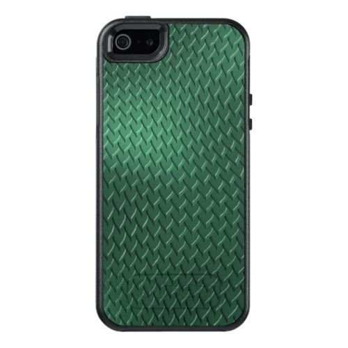 Green Dragon Skin Scales Mobile OtterBox iPhone 5/5s/SE Case: Green Dragon Skin Scales Mobile OtterBox iPhone 5/5s/SE Case $58.00 by…