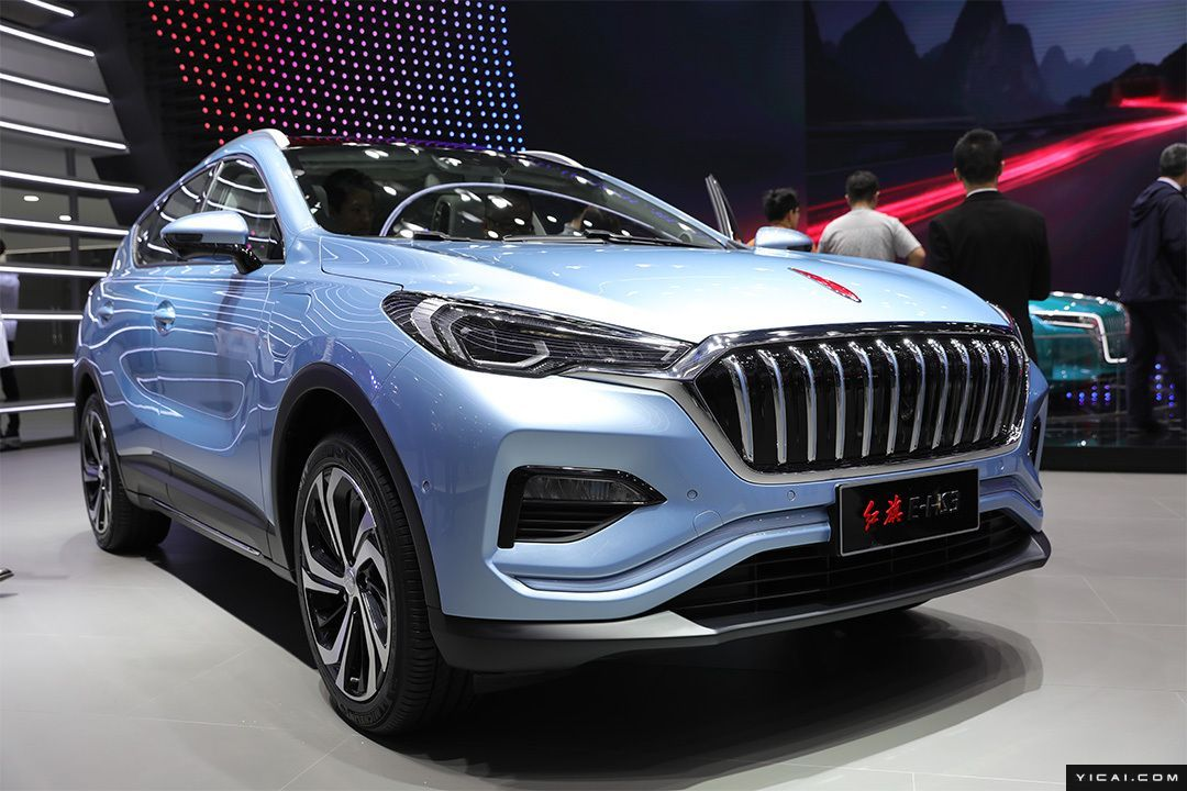 Electric Suvs Sparkle At Auto China 2018 With Images Suv