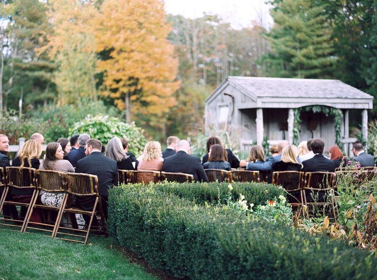 Hidden Pond Wedding Kennebunkport Wedding Maine Wedding Venues