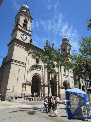 Catedral Metropolitana de Montevideo - Foto: Maria Albert