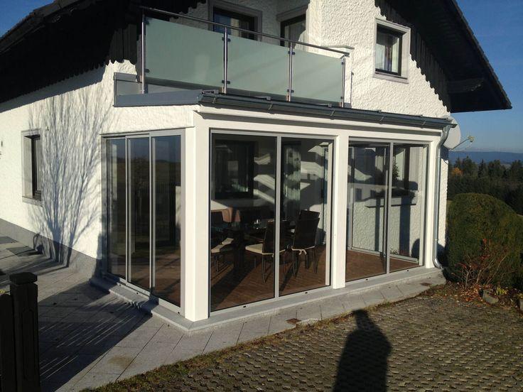 Schiebetüren Wintergarten für Balkon oder Terrasse in 2019 ...
