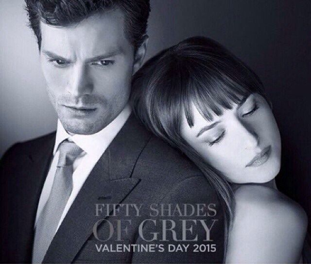 Nueva Foto promocional 50 Sombras de Grey.