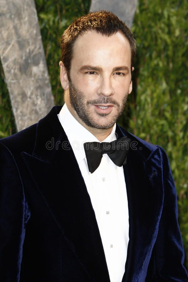 Tom Ford, Vanity Fair. LOS ANGELES - FEB 26: Tom Ford arrives at the 2012 Vanity ,