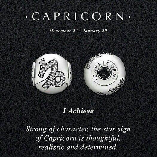 Pandora capricorn essence colaction