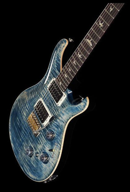 Prs Custom 24 Piezo Fw 2017 Thomann Www Thomann De Colour Faded Whale Blue Guitar Electricguitar Electric Eg Guitar Collection Cool Guitar Guitar Gear
