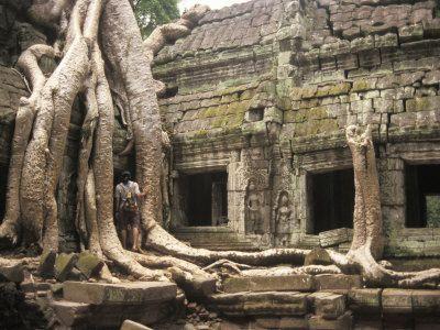 Angkor temples of Cambodia