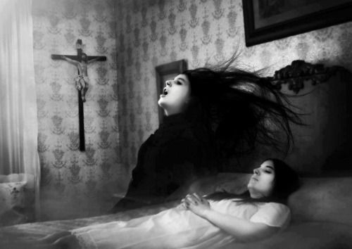 Death is the brother of sleep...